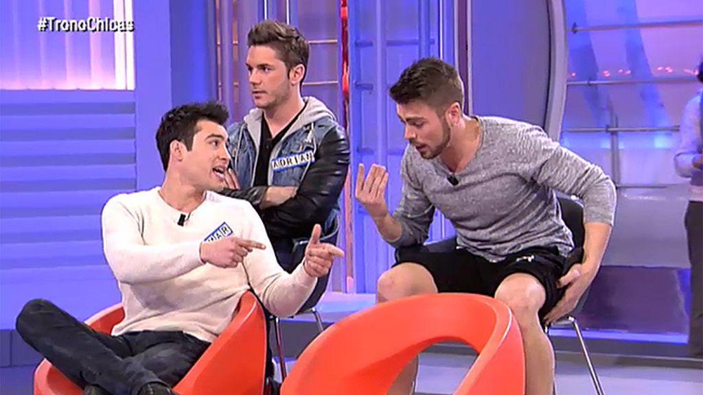 """Omar, muy crítico con Rubén: """"Haz las cosas que sepas que puedes hacer"""""""