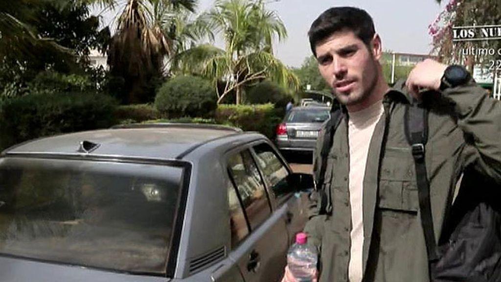 Rubén Turrillo, militar español, regresa a Mali