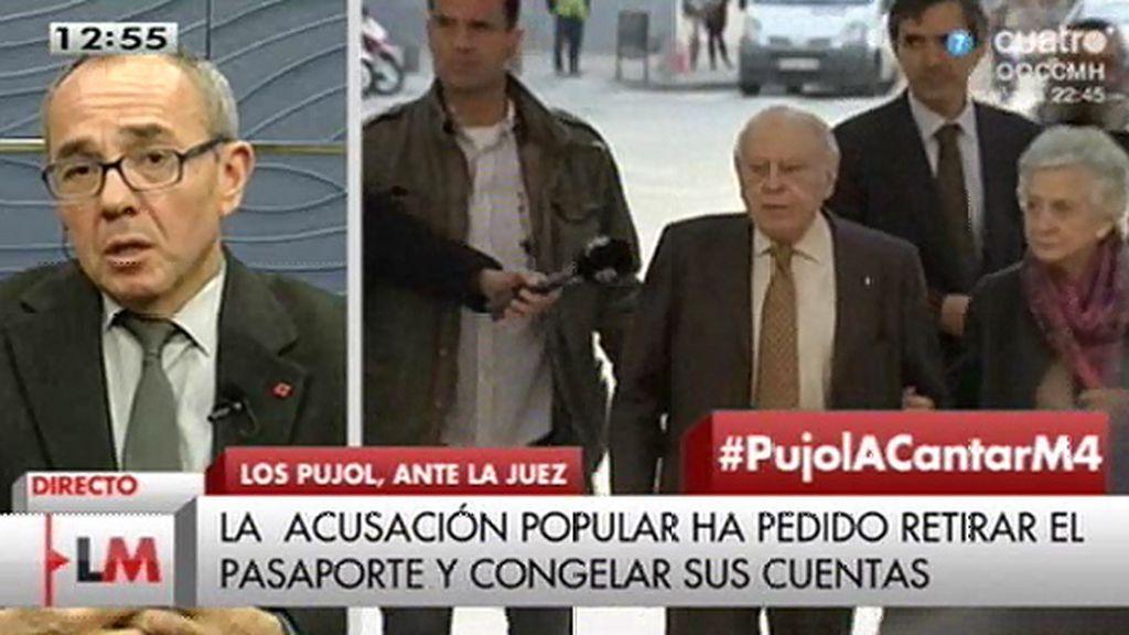 """Coscubiela: """"Cuando un poder no tiene controles tiende a la impunidad y al abuso"""""""