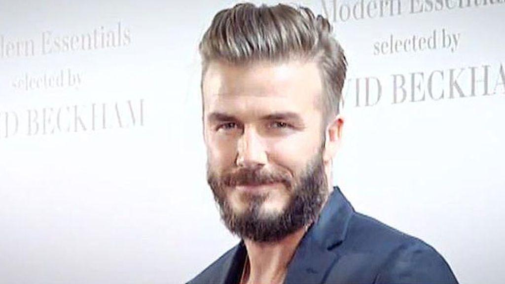 El saludo de Beckham para 'Sálvame'