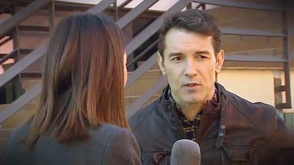 """Jesús Vázquez estrena 'Proyecto Bullying': """"Queremos agitar a la sociedad"""""""