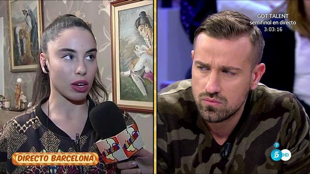 """Macarena: """"Voy a luchar por Rafa, es el hombre de mi vida"""""""