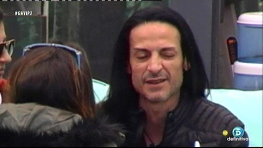 """Sandro estalla contra Coman: """"Yo no tiro la piedra y escondo la mano"""""""