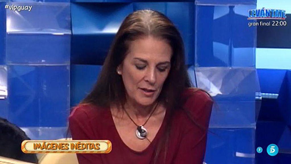 """Ángela: """"Belén se cree que la convivencia es discutir y yo creo que es compartir"""""""