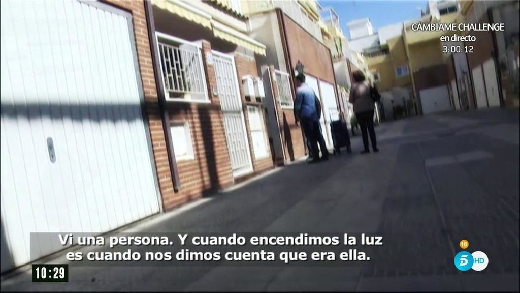 'AR' habla con Herminio, uno de los testigo clave del crimen de la CAM