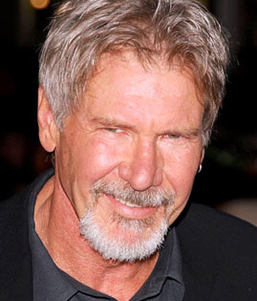 El actor Harrinson Ford a sus 67 años es el actor mejor pagado de Hollywood. Foto archivo