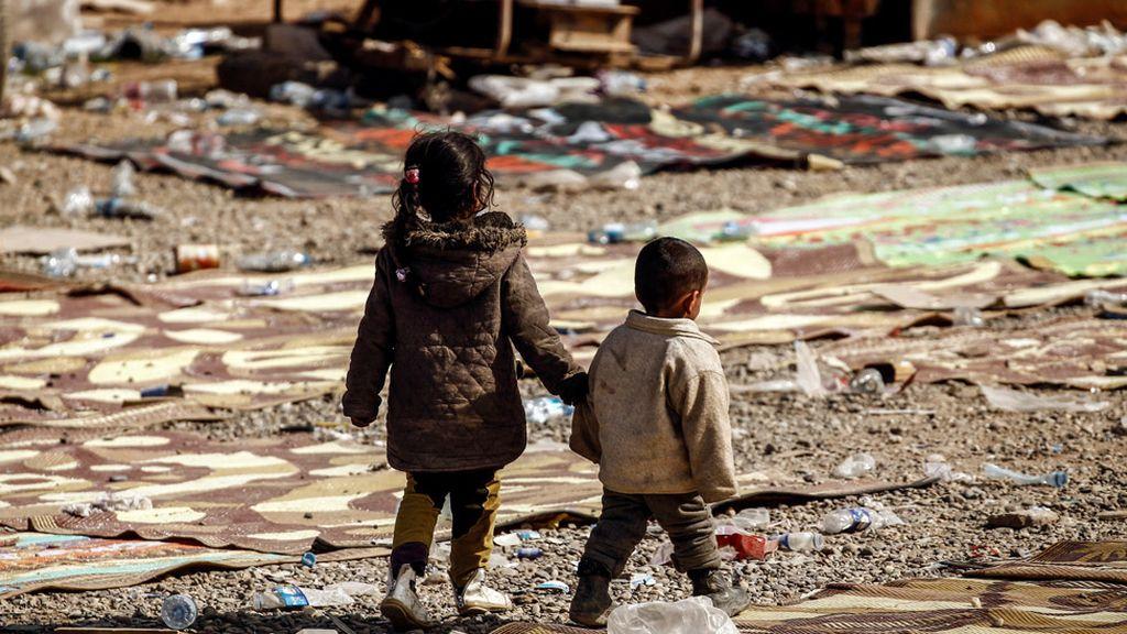 La realidad de los refugiados