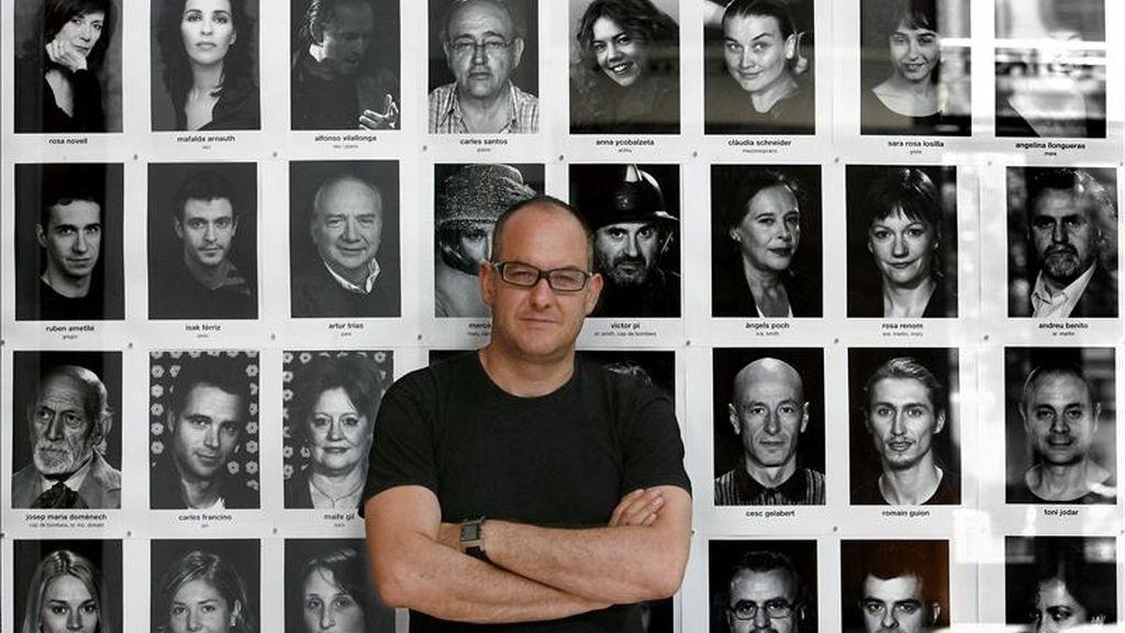 El director del Teatre Lliure, Álex Rigola. EFE/Archivo