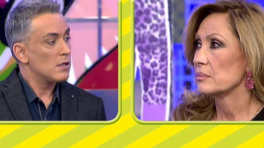 """Kiko H.: """"La familia no entiende que Amador haya llevado a Gloria Camila a televisión"""""""