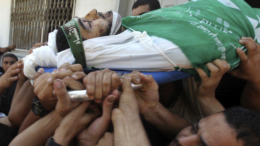 Muertes Gaza