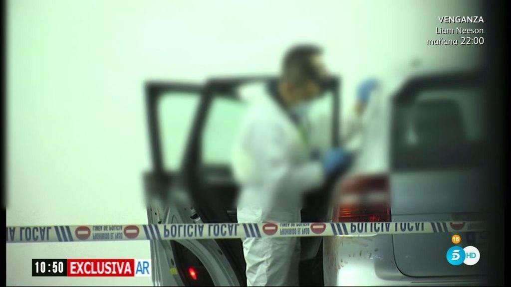 La policía científica vuelve a concesionario donde fue asesinada la viuda de la CAM