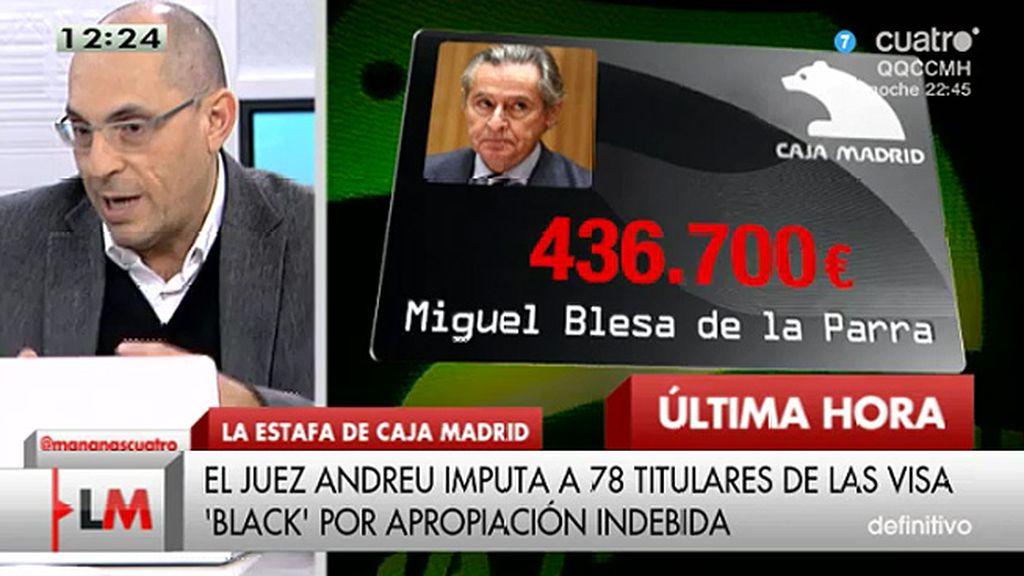 """Elpidio Silva: """"Por primera vez, un magistrado español toma en consideración lo que puede ser una red criminal"""""""