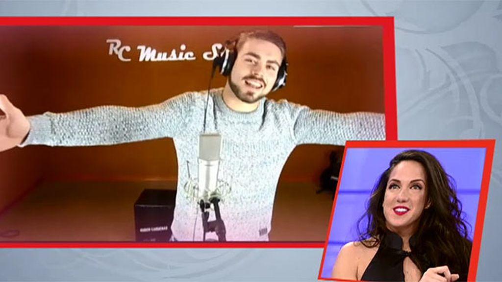 El rap de Rubén para Samira