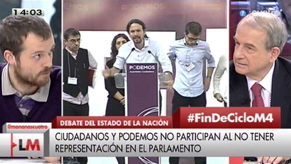 """Padilla, de Rajoy: """"Menos agitar la bandera del miedo y más propuestas"""""""