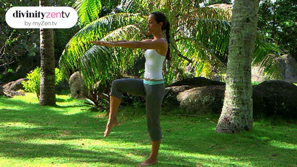 ¡Estirar es importantísimo! Si quieres fortalecer las piernas y el abdomen, hazlo