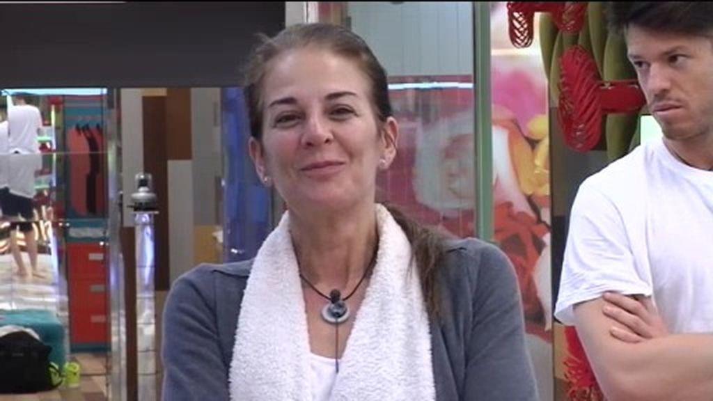 """El 'Súper', a Ángela: """"No sé qué haces riéndote si acabas de terminar con el mundo"""""""