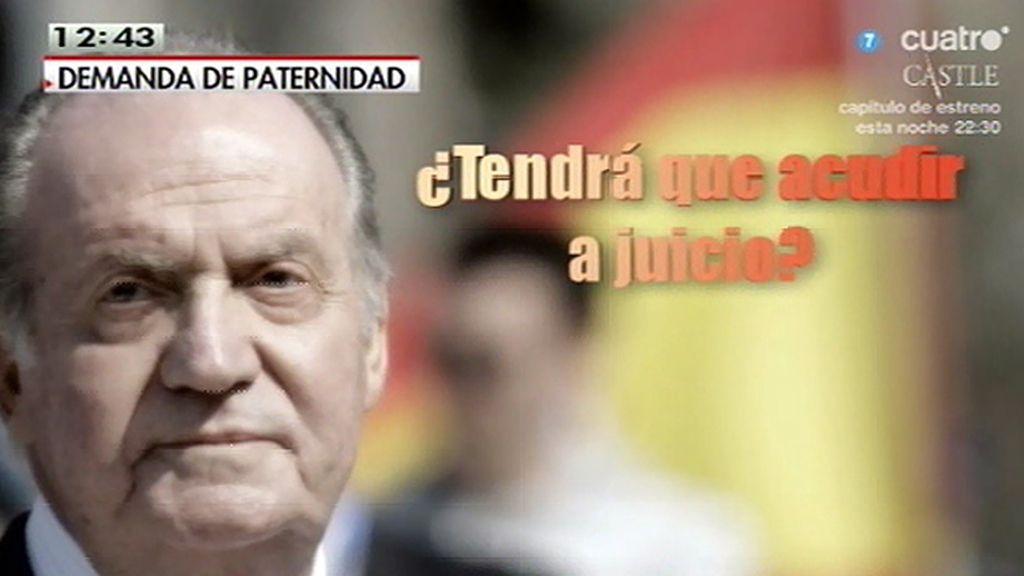 ¿Tendrá que acudir a juicio el Rey Juan Carlos?