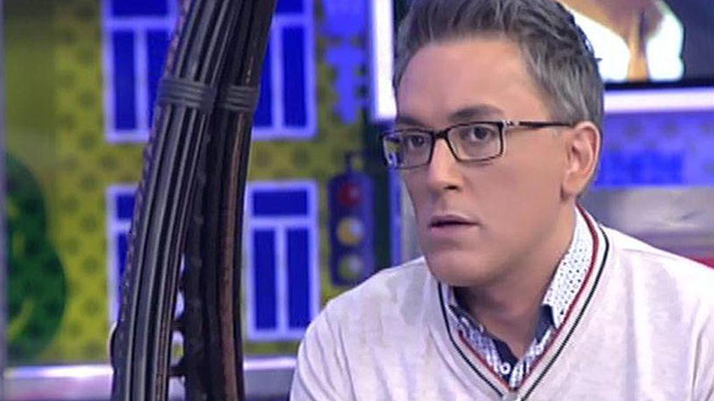 "Kiko Hernández: ""Víctor Sandoval va a demandar a 'Los Chunguitos"""
