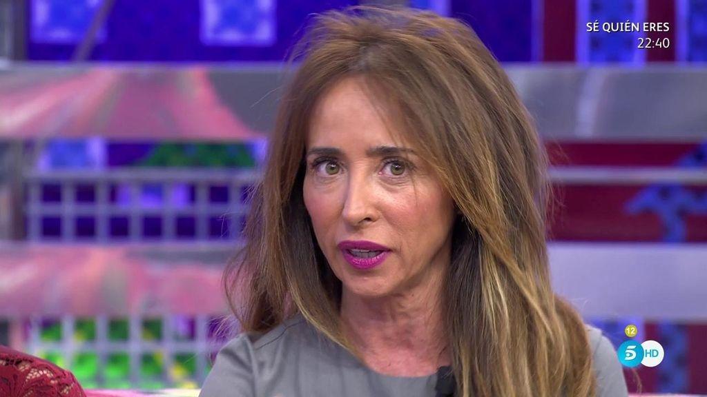 """María Patiño, a Isabel Pantoja: """"¿Los amigos que has perdido son los que no te dieron el dinero que les pedías?"""""""