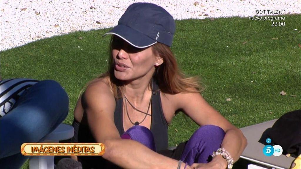 """Ivonne Reyes: """"Me queda mucho por hablar y creo que estoy a punto de hablar claro"""""""