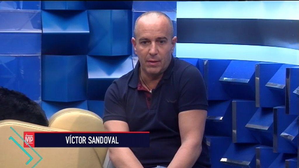"""Sandoval: """"Voy a fingir que quiero irme"""""""