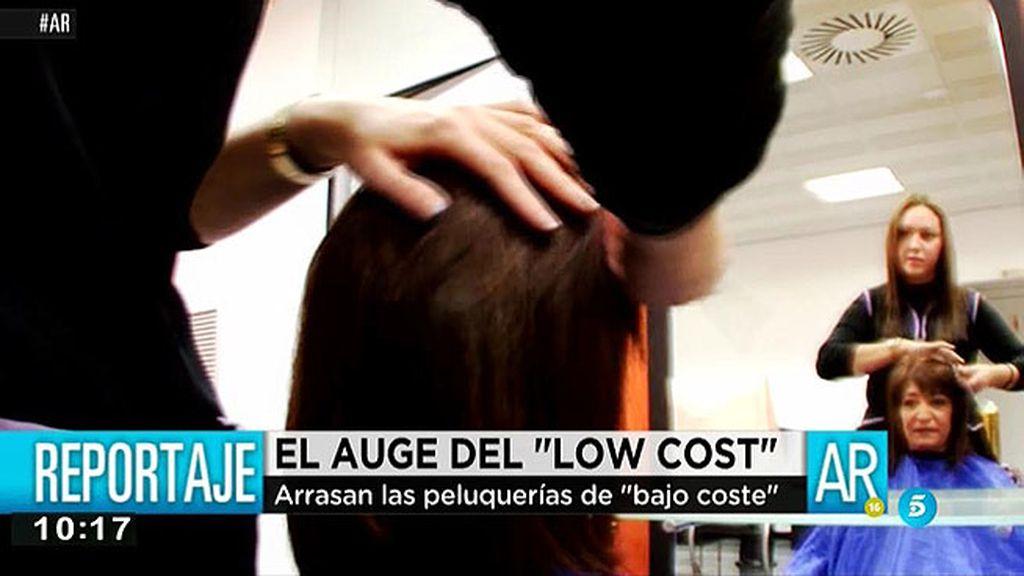 El 'low cost' llega a las peluquerías