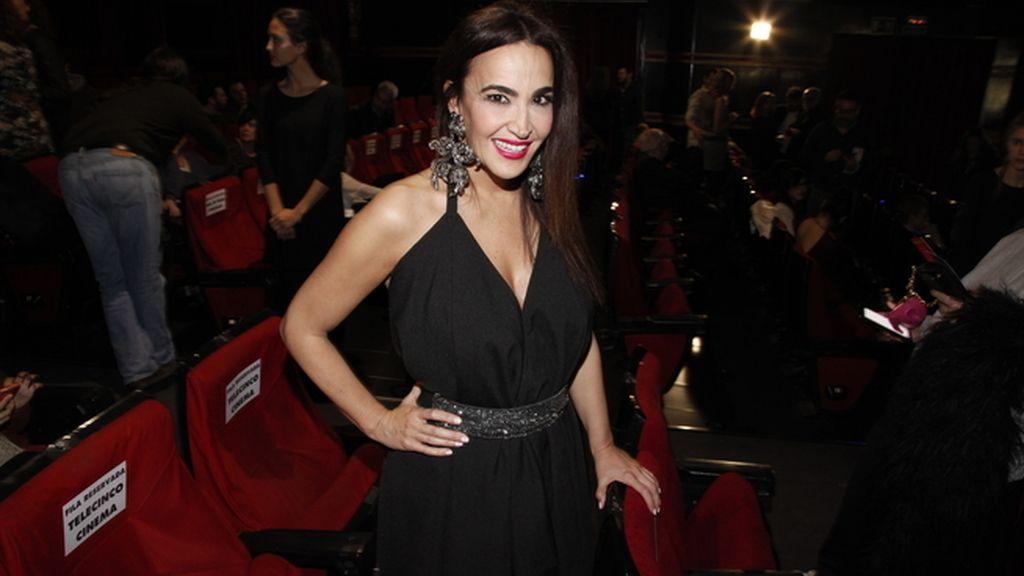 """Cristina Rodríguez, encargada del vestuario de """"Es por tu bien"""""""