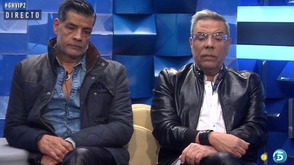 Los Chunguitos, expulsados de 'GH VIP'