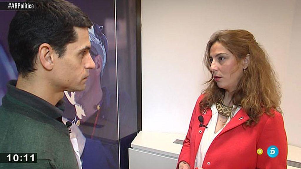 """Noelia de Lucas, directora de ventas de Hays España, sobre el mercado laboral: """"Hay un clima de positivismo y eso genera confianza"""""""
