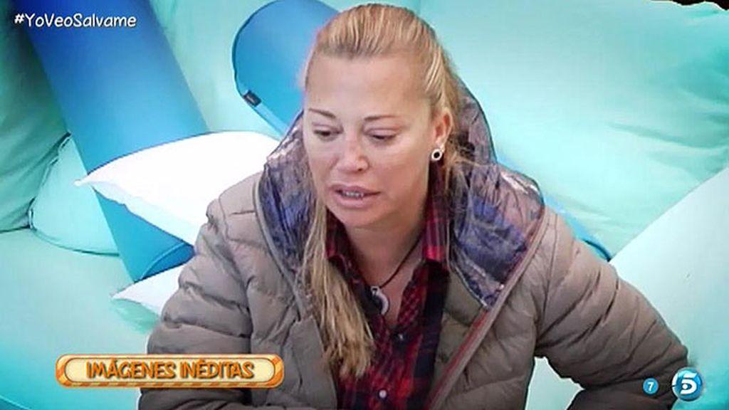 """Belén: """"Por mi Miguel y mi Andrea ma-to"""""""