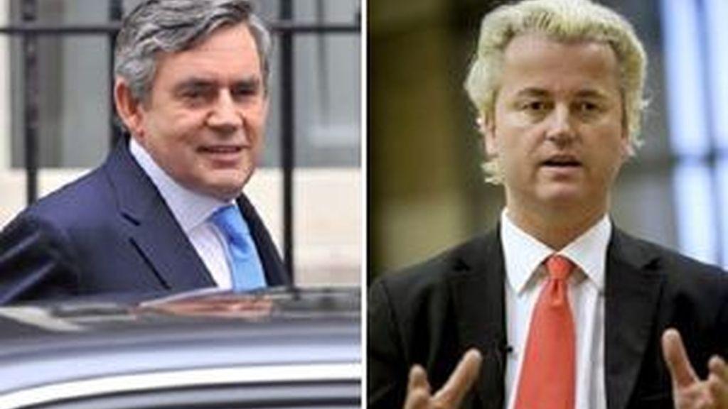 Brown se enfrenta a las elecciones en un momento delicado. Vídeo: Informativos Telecinco.