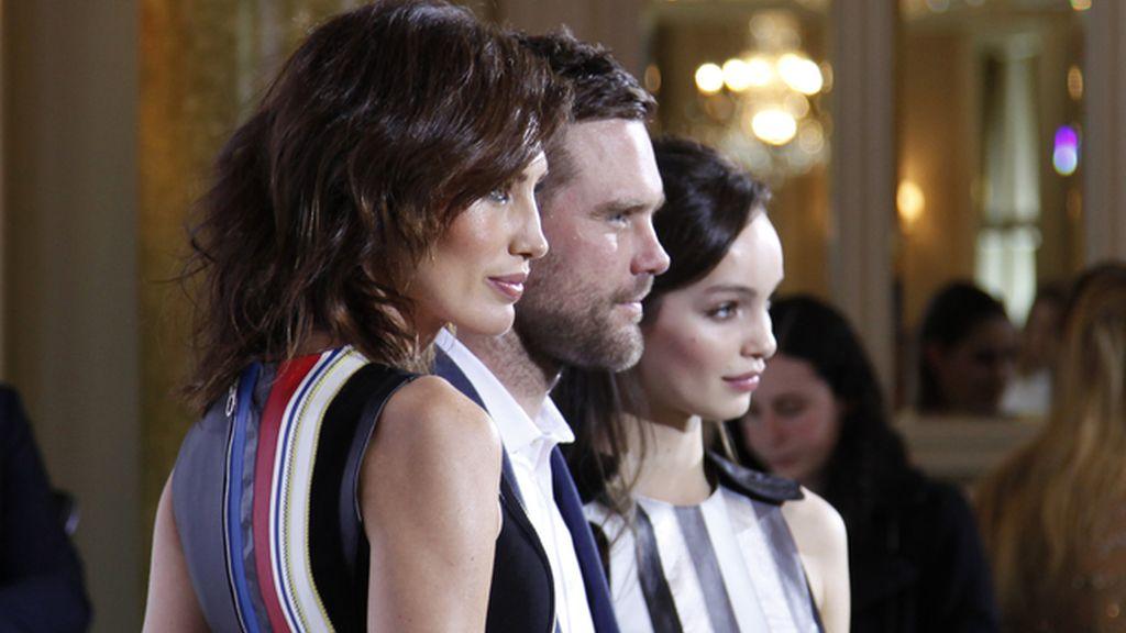 Tres perfiles espectaculares para los premios Glamour Belleza