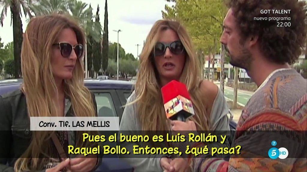 """Las Mellis, sobre la amistad de Isabel Pantoja y Luis Rollán: """"Estamos indignadas"""""""