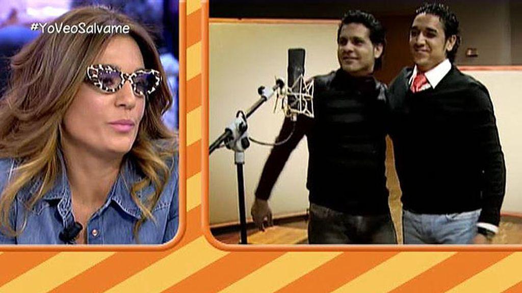 """Luis Amaya: """"Yo he visto a Raquel frente al espejo ensayando para la televisión"""""""