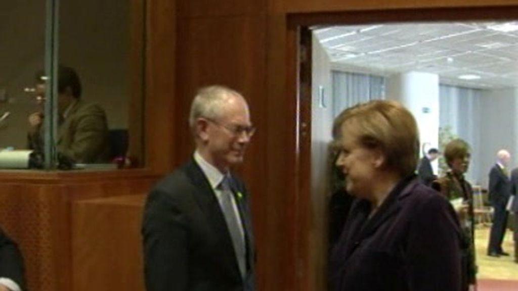 Reino Unido, Alemania y Francia piden congelar el presupuesto de la UE