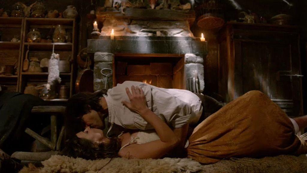 La noche de amor de Alatriste y María de Castro