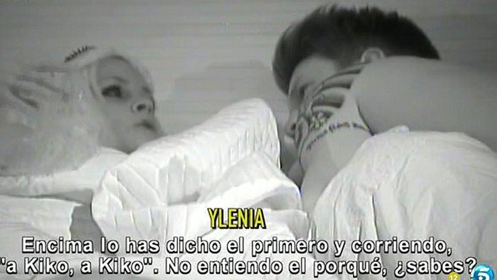 """Fede, a Ylenia: """"Nunca te voy a vender"""""""