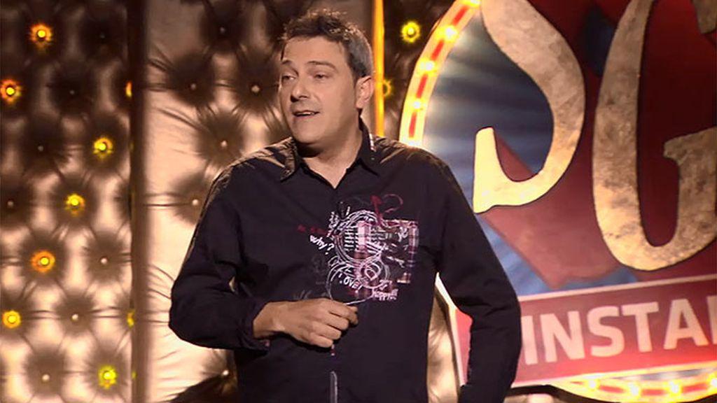 El monólogo de Juan Carlos Córdoba: La edad del pavo