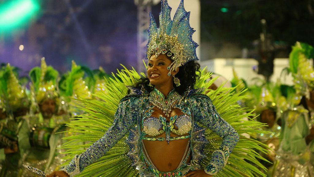 Los carnavales de Río de Janeiro