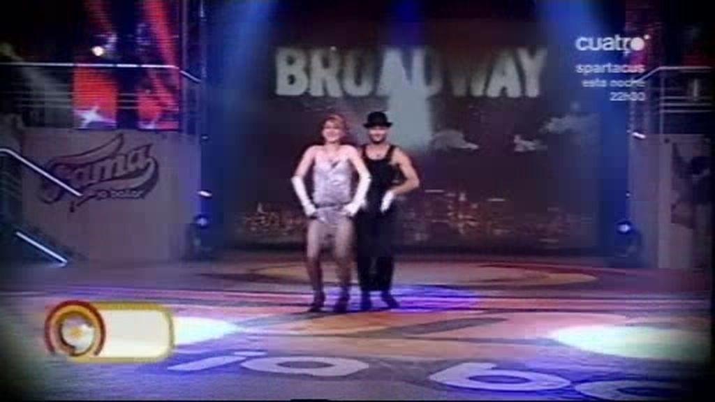 Saray y Cristian, ¡que viva el cabaret!