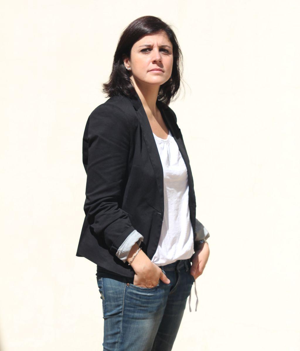 Georgina Ferri, reportera de Callejeros