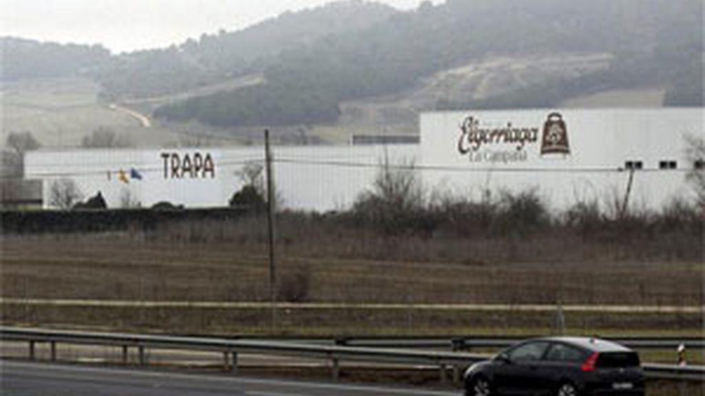 Imagen de la fábrica Trapa. Foto: EFE/Archivo.