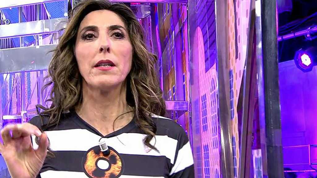 """Paz Padilla: """"Chiquito, seguiré luchando para que te den la medalla de Andalucía"""""""