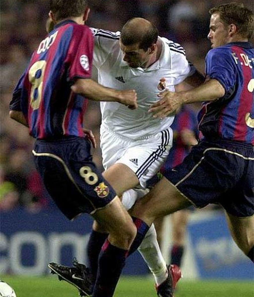 Temp. 2001/02: Zidane silencia el Camp Nou