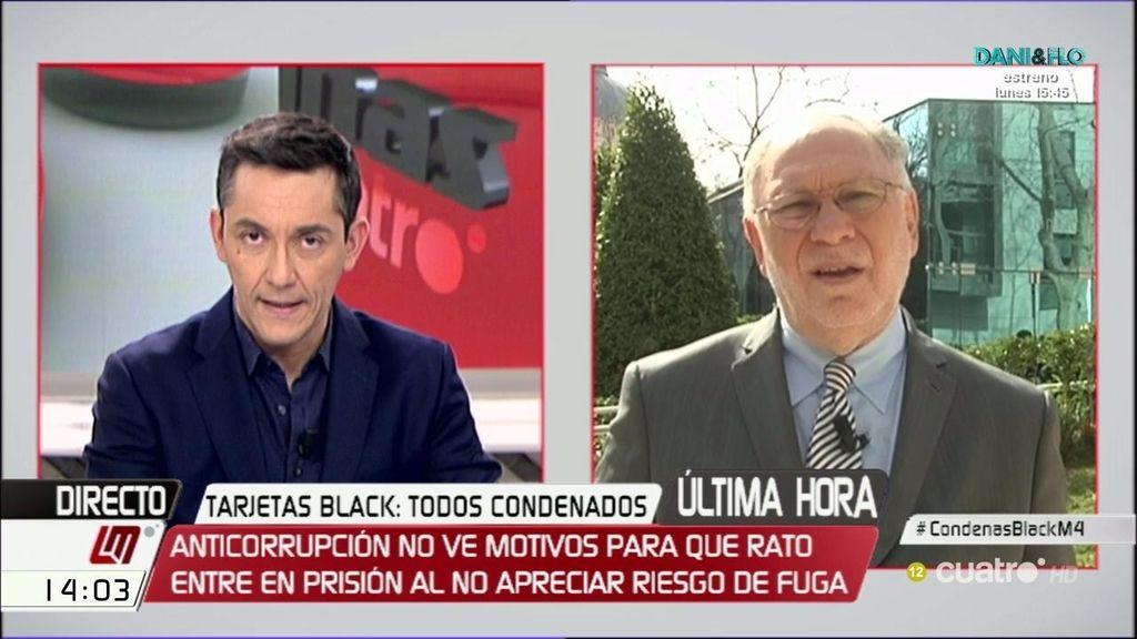 """Ekaizer: """"La Fiscalía pedirá prisión eludible con fianza para Blesa"""""""