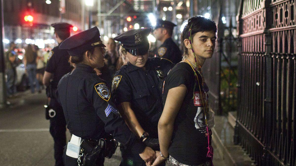 Occupy, Nueva York, aniversario, Movimiento indignado Wall Street