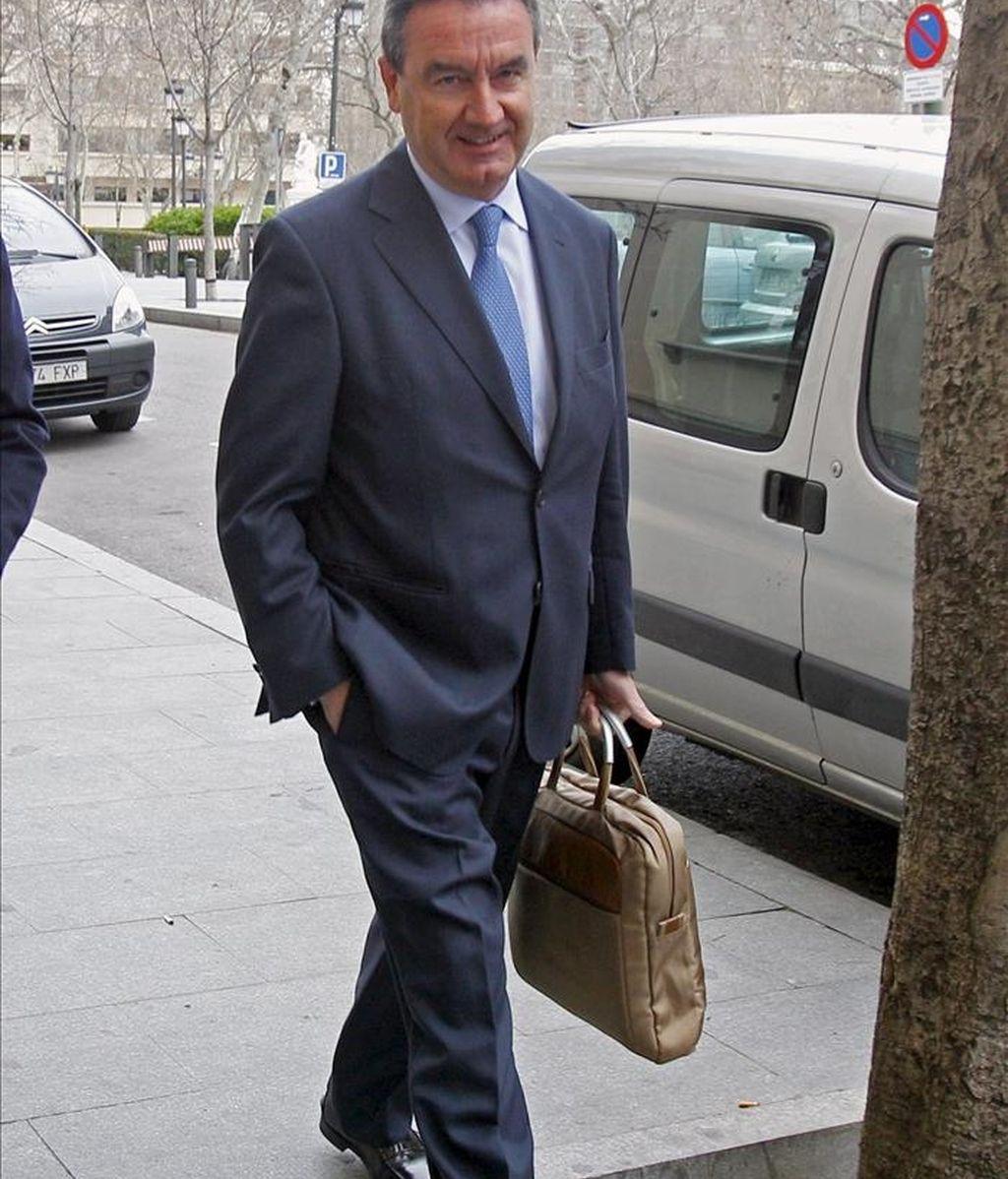 El exdiputado del PP Jesús Merino. EFE/Archivo