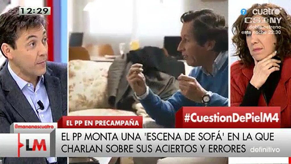"""I. Lozano, sobre el PP: """"No es que haya faltado piel, han sido políticas deliberadas"""""""
