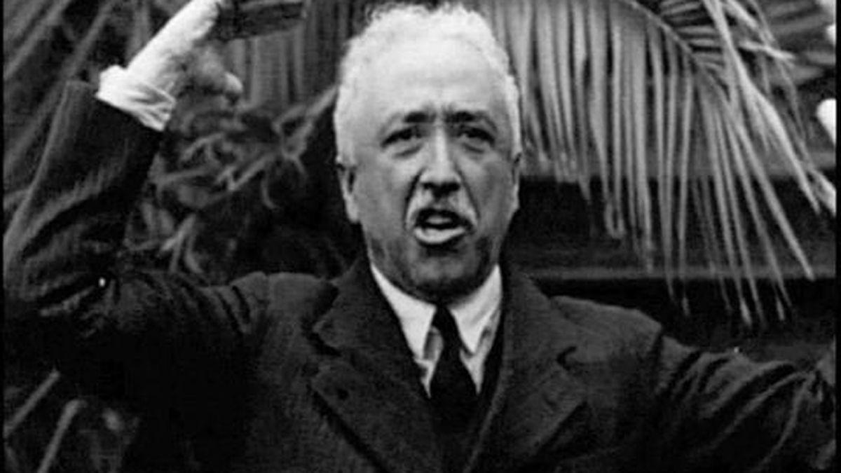 El presidente del Gobierno provisional de la II República Española, Niceto Alcalá-Zamora. EFE/Archivo