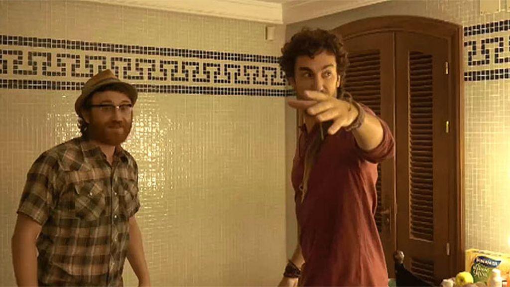 El caótico making of de 'Es por tu bien' que te hará partirte de risa